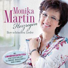 MONIKA MARTIN - HERZREGEN-IHRE SCHÖNSTEN LIEDER 2 CD NEU