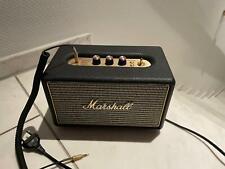 Marshall Killburn 1. Generation (Schwarz) Bluetooth lautsprecher