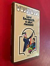WODEHOUSE - LORD EMSWORTH E ALTRI RACCONTI Ed BIETTI (1973) Libro