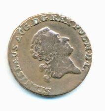 Polen, Stanislaus August, 3 Groschen 1794 MV fast ss