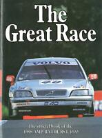 THE GREAT RACE 1998 Vol #18 The OFFICIAL BOOK of the 1998 AMP BATHURST 1000