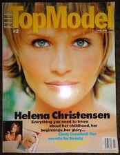 Top Model 1994 Helena Christensen Claudia Schiffer Cindy Crawford Carla Bruni