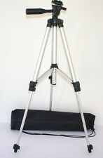 "50"" Pro Photo/Video Tripod With Case for Nikon Coolpix L25 L26"