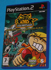 KND - Kids Next Door - Operation Videospiel - Sony Playstation 2 PS2 - PAL