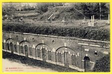 cpa RARE 59 - LE QUESNOY (Nord) CASERNE CASEMATE Edition GUÉRY
