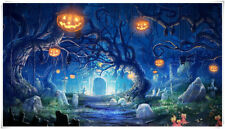 Halloween Scene 500 Pieces Wooden Puzzle Toy Jigsaw Puzzles Xmas Gift 04