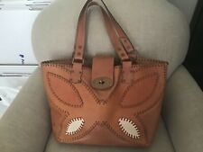 Mulberry Rio Darwin Butterfly Whipstitch Bayswater Tote