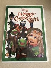 The Muppet Christmas Carol (Dvd) Michael Caine, Kermit the Frog, Miss Piggy