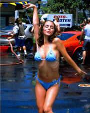 "Eliza Dushku ""Tru Calling"" sexy in a tiny string bikini UNSIGNED 8 x 10 photo"