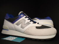 2010 NEW BALANCE M576SMD M576 576 HANON BIONIC MAJORS WHITE ROYAL BLUE GREY 11.5