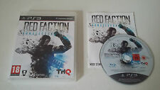 RED FACTION ARMAGEDDON - SONY PLAYSTATION 3 - JEU PS3 COMPLET