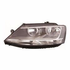 For VW Jetta 5/2011 Headlight Headlamp Black Inner Passenger Side N/S