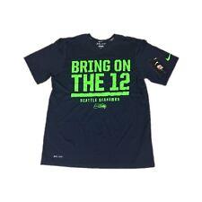 37d21693c NWT NEW Seattle Seahawks Nike Men s Dri Fit