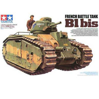 Tamiya 35282 French Battle Tank B1 bis 1/35