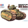 Tamiya 35282 French Battle Tank B1 bis 1/35