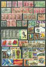 New Zealand QV to Elizabeth II Collection of 80+ stamps