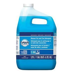 (ONE GALLON) FOOD SERVICE Dawn Ultra Hand Soap Dish washing Liquid, ORIGINAL