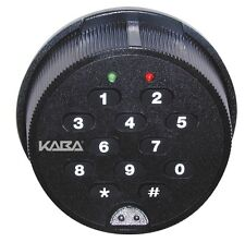 Kaba Mas Auditcon Model 52 Swingbolt Safe Lock Package