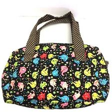"New Arrival ! Unique Handmade Colorful Elephant  Bag, Handbag ,8 1/2"",5"",3 1/2""."