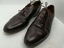 Massimo Dutti brown lace up Oxford shoes womens uk 5 EU 38
