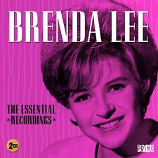 Brenda Lee ESSENTIAL RECORDINGS Best Of 40 Songs COLLECTION New Sealed 2 CD