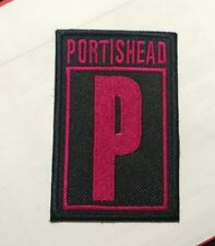 Portishead Band Patch Iron/sew-on 90s Trip hop Vintage