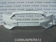 FORD FOCUS FRONT BUMPER 2015 ONWARDS GENUINE FORD PART*H1