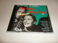 CD  On the Jukebox - Les Paul and Mary Ford