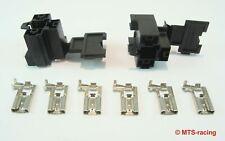 2x H4 AMP Fassung Stecker Sockel Bulb Socket Licht Plug Umrüsten Bilux Halogen