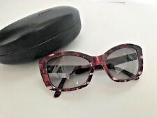 NEW Prada Spr 03N Bf1-3M1 Mimetic Ruby Sunglasses
