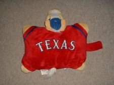 Texas Rangers Red Plush Horse Mascot Pillow Pet