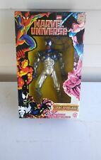 "1997 Toy Biz Marvel Comics Marvel Universe Spider-Man 10"" Fig UNOPENED MIB"