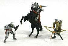 1:32 Forces of Valor Historical Legends Mounted Medieval Knight,Archer,Foot Sold