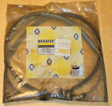 Genuine Renault 7701348283 parking brake cable 12