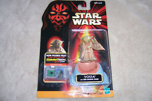 STAR WARS Yoda Episode I action figure Hasbro NEW sealed package