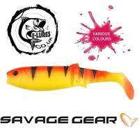 SAVAGE GEAR lb cannibal shad 8cm 5g 2 PCS Soft Fishing Lure   PIKE   PERCH  Z...