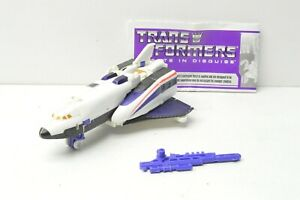 Transformers Classics Deluxe Class: ASTROTRAIN 2006 complete great shape!