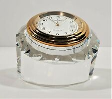 Swarovski 1987 Athena Clock 9280 102 Retired