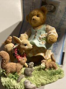 cherished teddies Monique