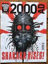 2000ad Prog 1715 Judge Dredd Shakara Ampney Crucis Necrophim Kingdom