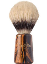 Mondial 1908 Boar Shaving Brush Wood