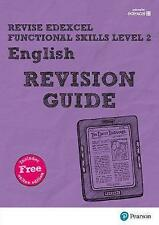REVISE Edexcel Functional Skills English Level 2 Revision Guide: Level 2 (REVISE