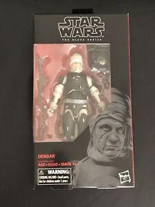 "Star Wars Hasbro Black Series 6"" Dengar #74 Action Figure Empire Strikes Back"