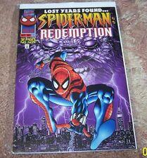 spider-man  redemption #1 lost years clone scarlet spider ben reily kaine