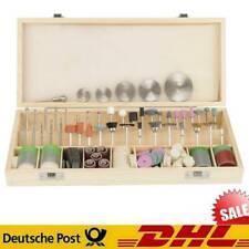 Multi-Zubehör-Set für Minischleifer Dremel 242 tlg Schleifen Bohren Drehwerkzeug