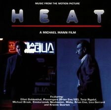 Elliot Goldenthal - Heat  Music From The Motion Picture [CD]