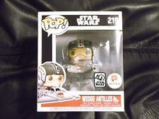 Funko POP Rides WEDGE ANTILLES Snow Speeder #219 Star Wars Walgreens Exclusive