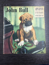 October John Bull Antiques & Collectables Magazines