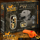 DT Systems Master Retriever 1100 CAMO Sport Remote Trainer - FREE GONIA WHISTLE