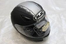 HJC CS 14 Motorrad Helm Schwarz Matt Grösse XS -Sonderpreis- UVP 99,99€
